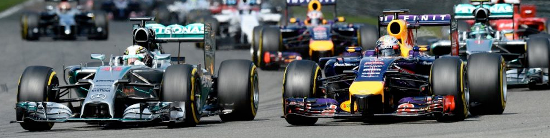 Entradas Formula 1