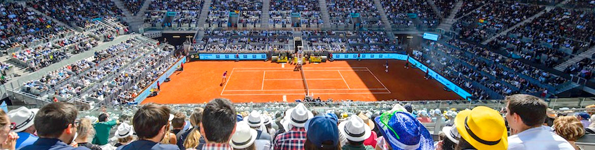 bilhetes Tennis in Madrid