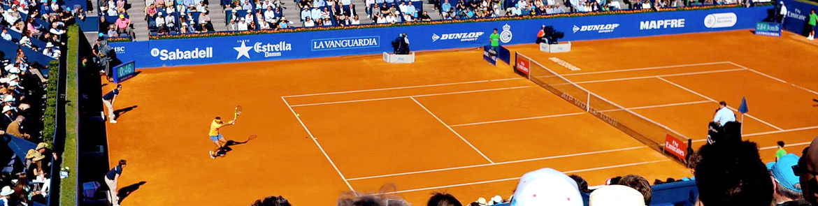 tickets Barcelona Open (Tennis)