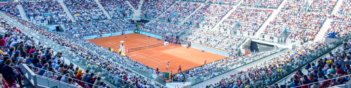 Biljetter Mutua Open Madrid